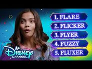 Sage Academy - Behind the Scenes - Upside-Down Magic - Disney Channel-2