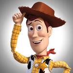 Woody Promational Art