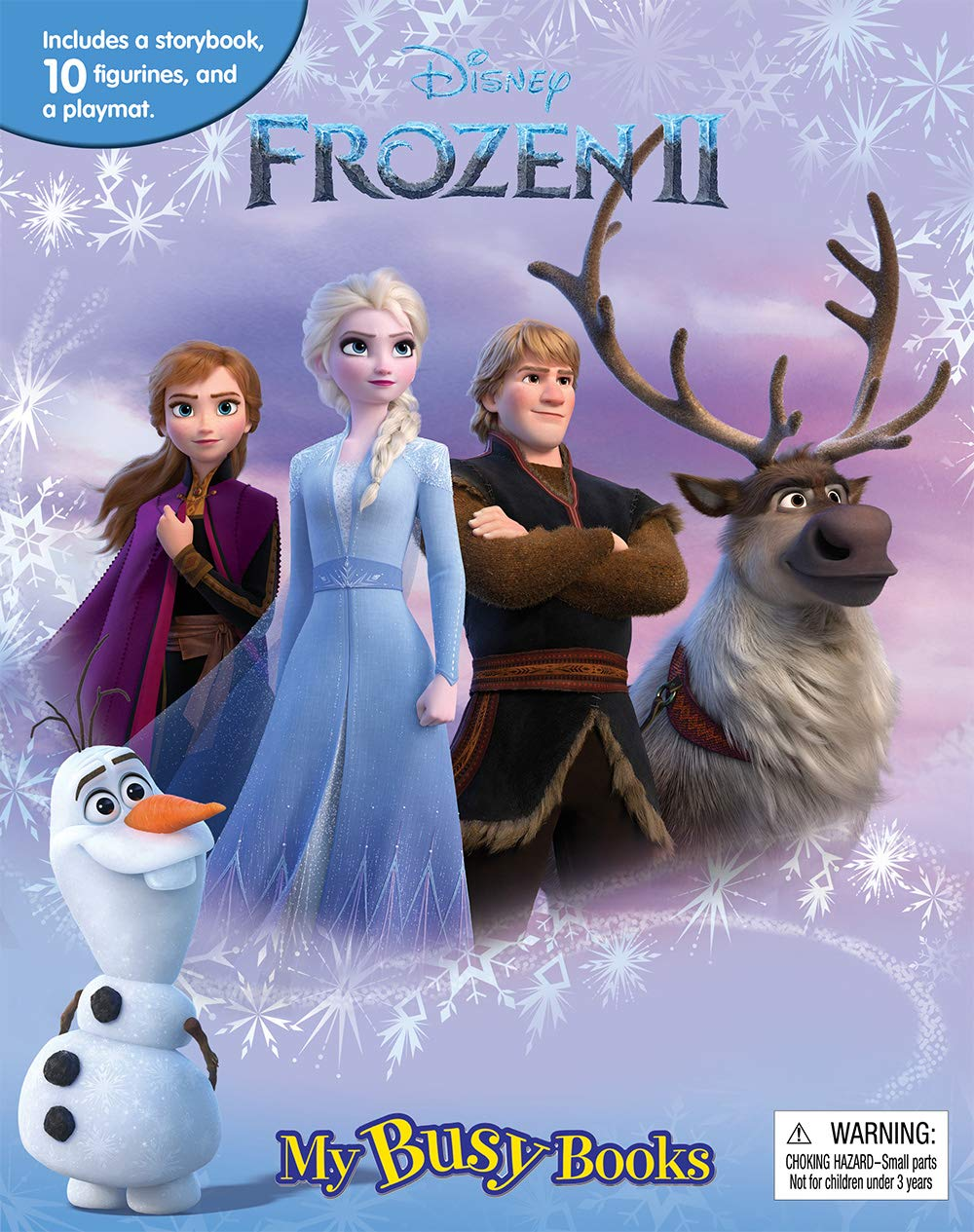 Frozen 2: My Busy Books