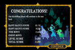 Black Widow Bride Total Score