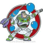 Buzz Lightyear Dart Pin