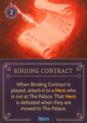 DVG Binding Contract The Palace