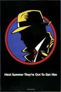 Dick Tracy Teaser Poster