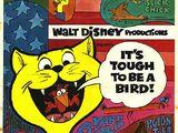 It's Tough to Be a Bird