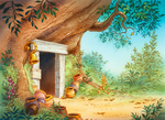 Pooh's House 13