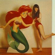 Sherri stoner with ariel