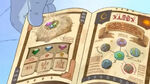 The Calamity box in King Andrias' book