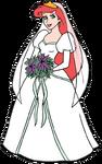 Ariel-bride