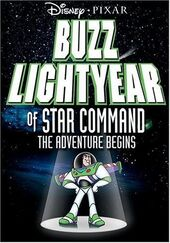 Buzz Lightyear of star command poster