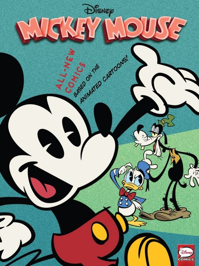 Mickey Mouse (2013 comic book)