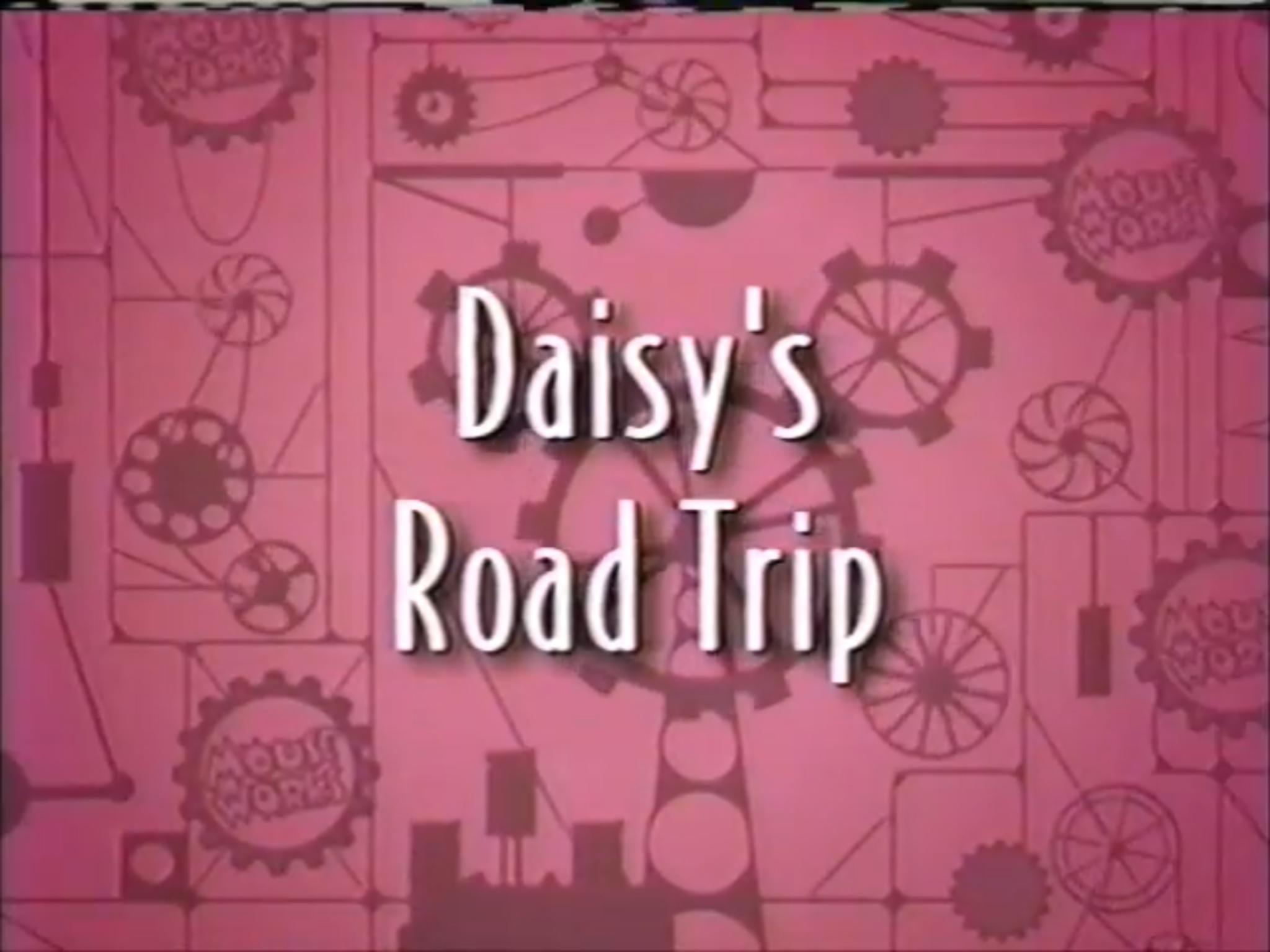 Daisy's Road Trip