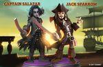 Disney Magical Dice Pirates Promo