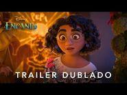 Encanto - Trailer Oficial Dublado