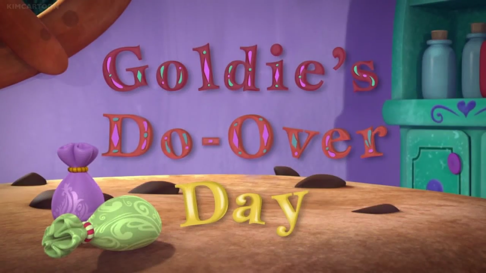 Goldie's Do-Over Day