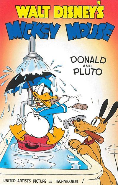 Paperino e Pluto
