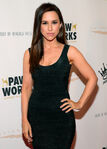 Lacey Chabert Tails & Ties gala