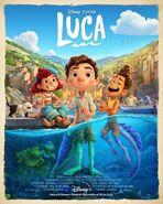 Luca spanish poster 02