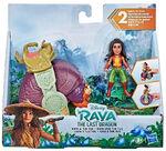 Raya and Tuk Tuk figure set