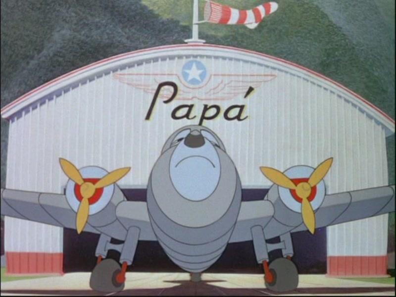Papa Plane