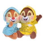 Stuffed Tip & Dale HAPPY RAINY DAY