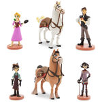Tangled The Series Figurine Playset