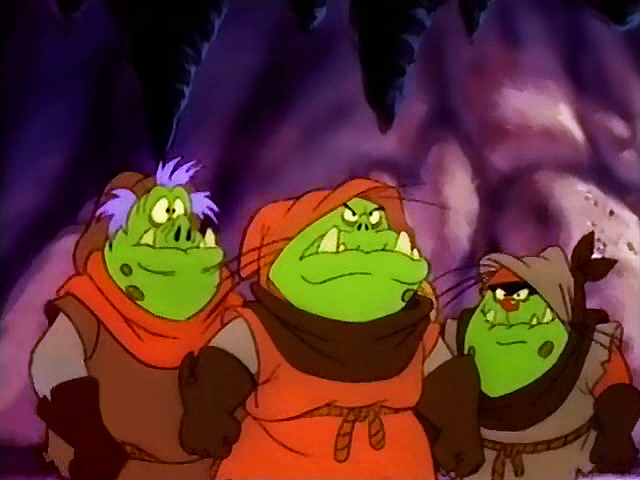 Trolls (Adventures of the Gummi Bears)