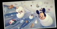 Tsum Tsum Snow Mountain Photo