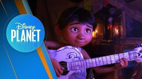 """""""Viva – A Vida É uma Festa"""", o novo filme da Disney Pixar Disney Planet"""