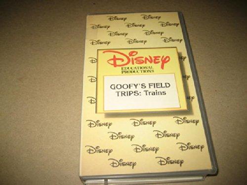 Goofy's Field Trips: Trains