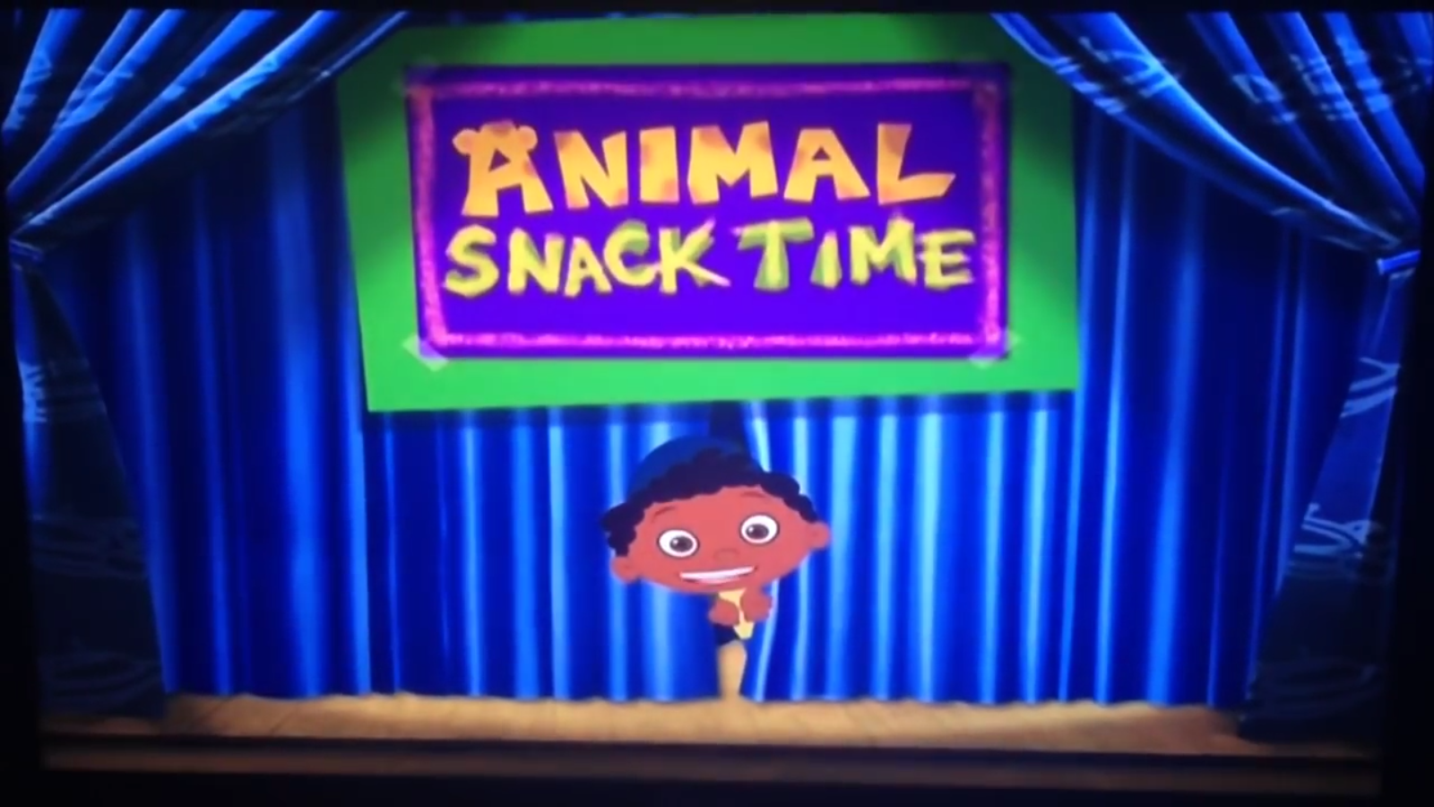 Animal Snack Time