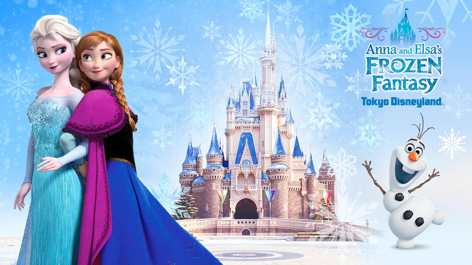 Anna and Elsa's Frozen Fantasy