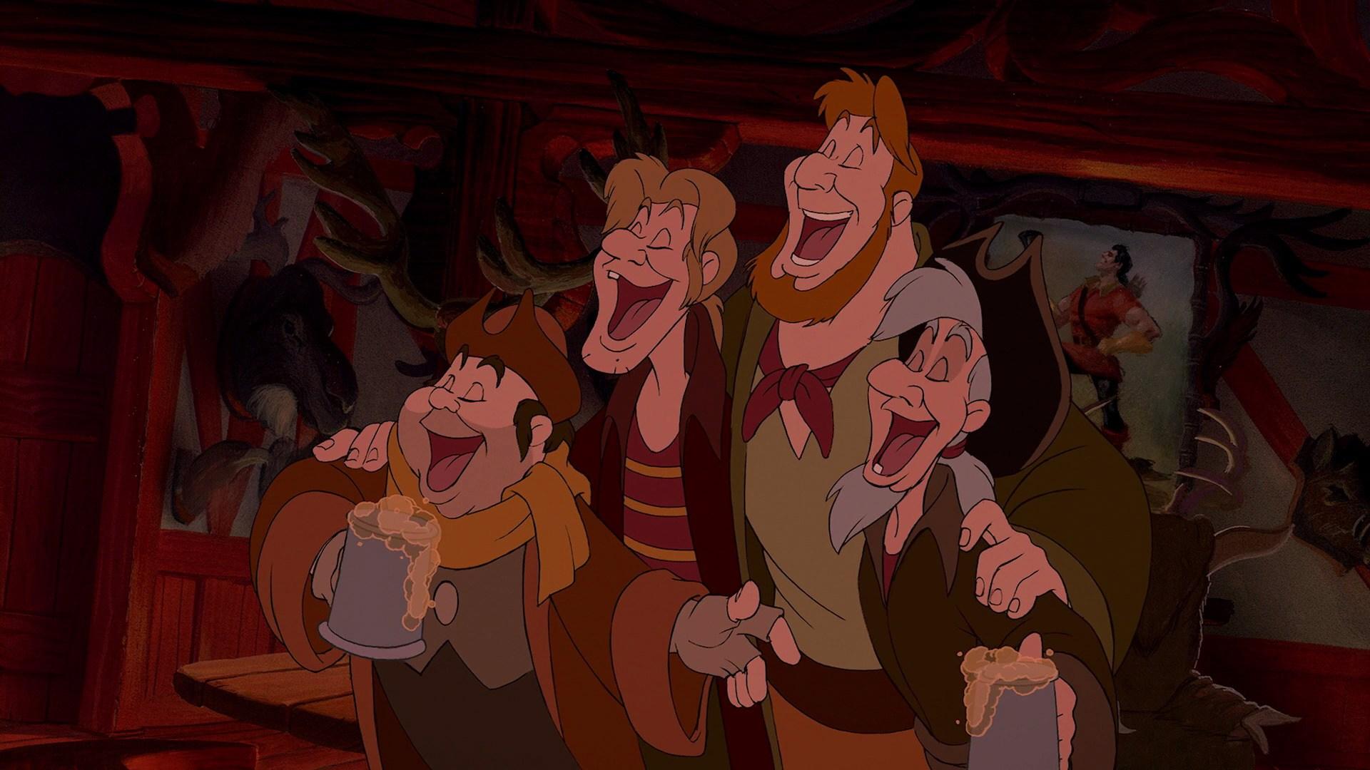 Gaston's Buddies