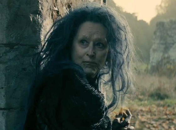 La Bruja (Into the Woods)