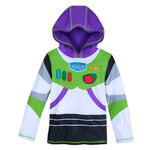 Buzz Lightyear Hooded Rash Guard for Kids