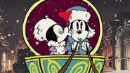Dancevidaniya Mickey and Minnie ending