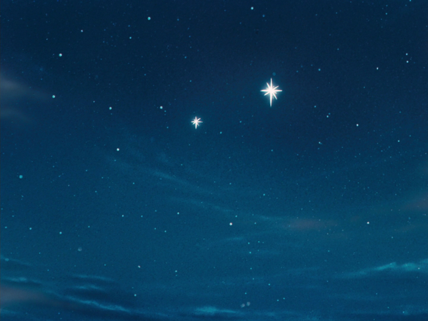 The Second Star to the Right (Peter Pan)