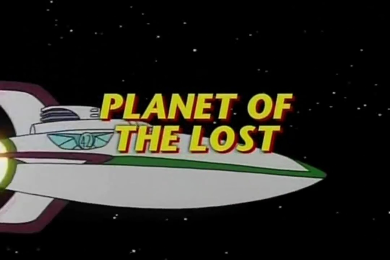 Planet of the Lost