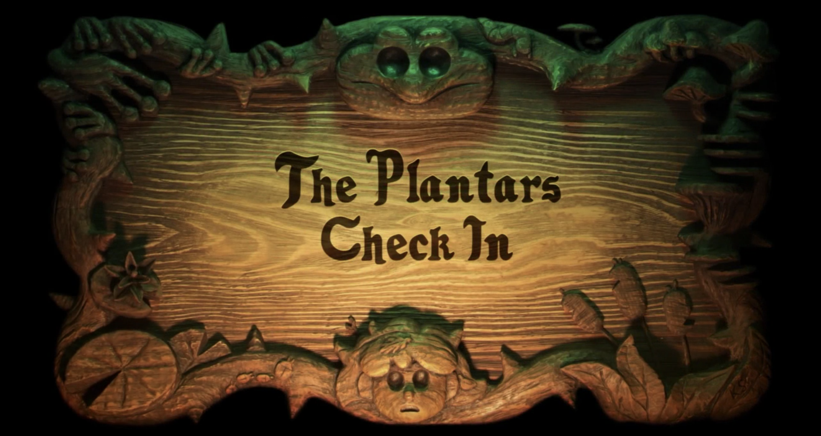 The Plantars Check In