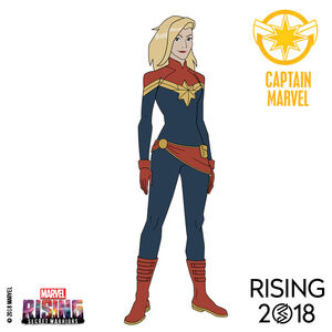 Captain Marvel Gallery Disney Wiki Fandom Endgame is actually a nod to comic book history. captain marvel gallery disney wiki