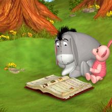 Disney Pooh Story of Hunny Protector de Asiento