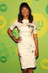 Aisha Tyler CW Upfront13