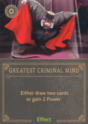 DVG Greatest Criminal Mind