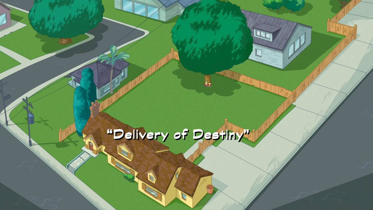 Delivery of Destiny