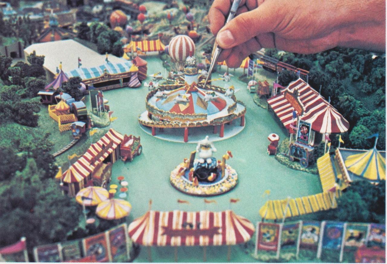 Dumbo's Circus Land