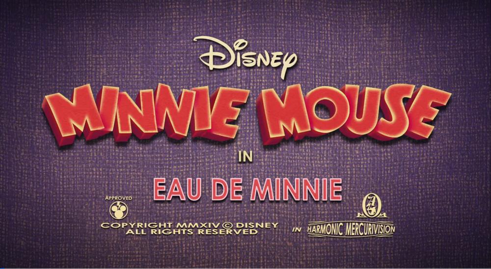 Perfume da Minnie
