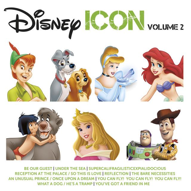 ICON: Disney, Vol. 2