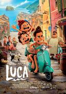 Luca mexican poster 03