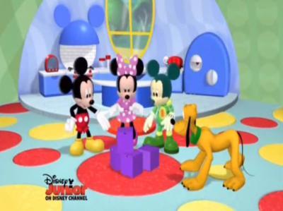 A Demonstração do Mickey
