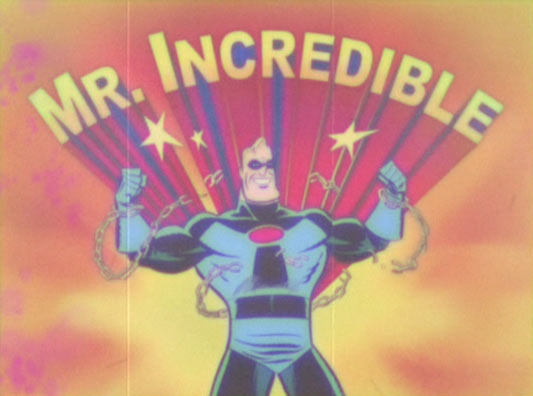 Mr. Incredible and Pals