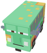 Ogórek Disney Crossy Road